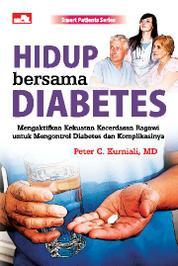 Hidup Bersama Diabetes by Peter C. Kurniali Cover