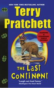The Last Continent by Terry Pratchett Cover