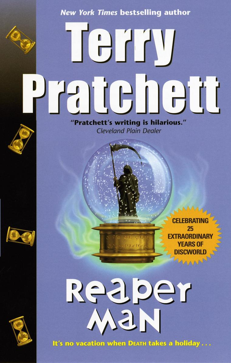 Buku Digital Reaper Man oleh Terry Pratchett