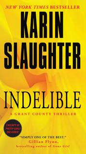 Indelible by Karin Slaughter Cover