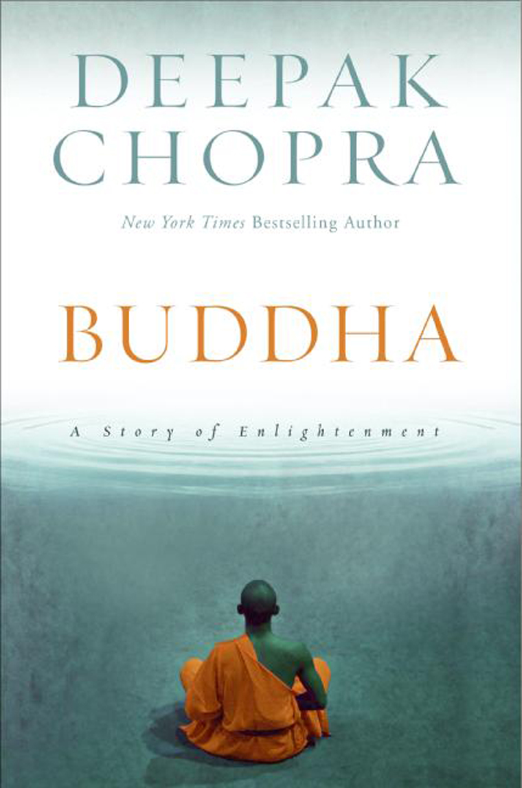 Buddha by Deepak Chopra Digital Book