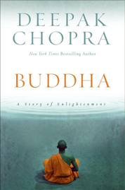 Buddha by Deepak Chopra Cover