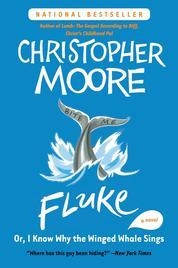 Cover Fluke oleh Christopher Moore