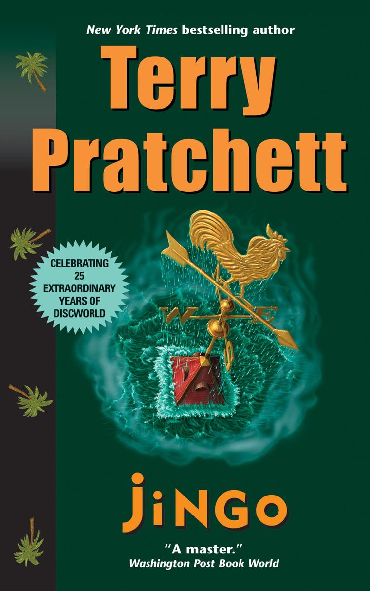 Buku Digital Jingo oleh Terry Pratchett