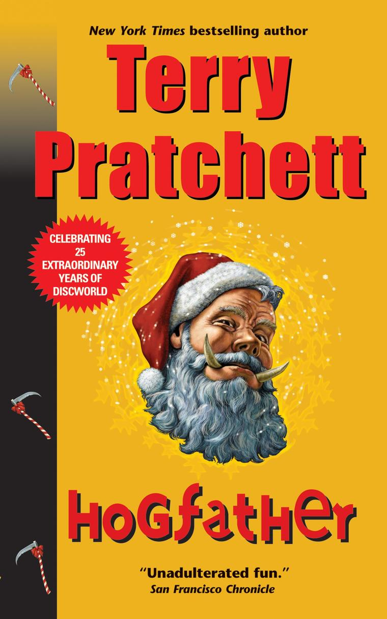 Hogfather by Terry Pratchett Digital Book