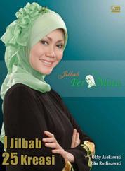Cover Jilbab Permata oleh Rike Roslinawaty