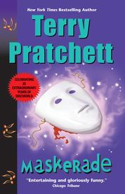 Cover Maskerade oleh Terry Pratchett