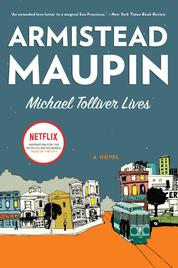 Michael Tolliver Lives by Armistead Maupin Cover