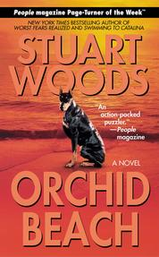 Orchid Beach by Stuart Woods Cover