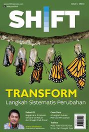 Shift Magazine Cover