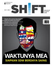 Cover Majalah Shift ED 03 Juli 2016