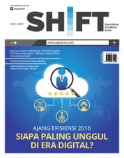 Cover Majalah Shift ED 04 November 2016