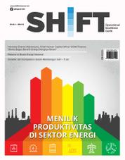 Cover Majalah Shift ED 03 September 2017