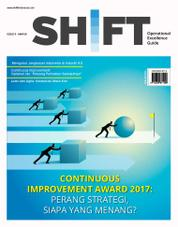 Cover Majalah Shift ED 04 Desember 2017