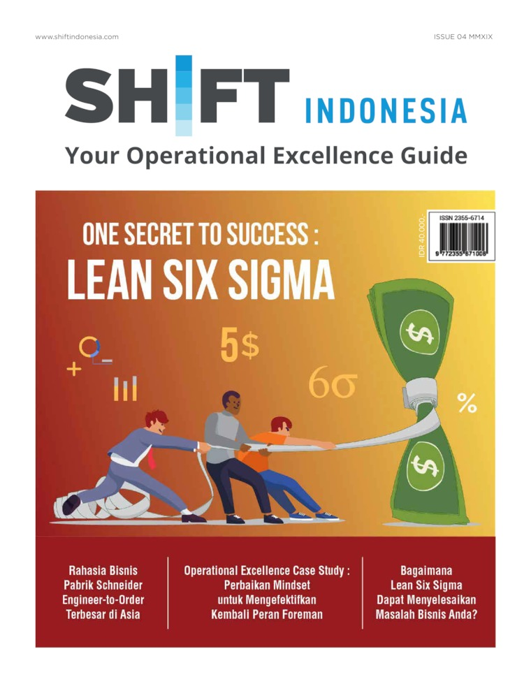 SHIFT Indonesia Digital Magazine ED 04 September 2019