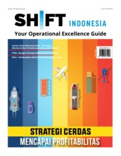 Cover Majalah SHIFT Indonesia ED 02 Juni 2018