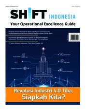 SHIFT Indonesia Magazine Cover ED 03 August 2018