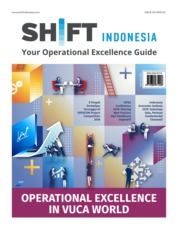 Cover Majalah SHIFT Indonesia ED 05 Desember 2018