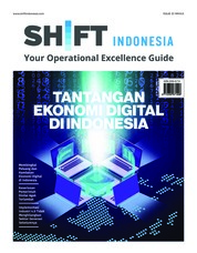 SHIFT Indonesia Magazine Cover ED 01 March 2019