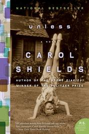 Unless by Carol Shields Cover