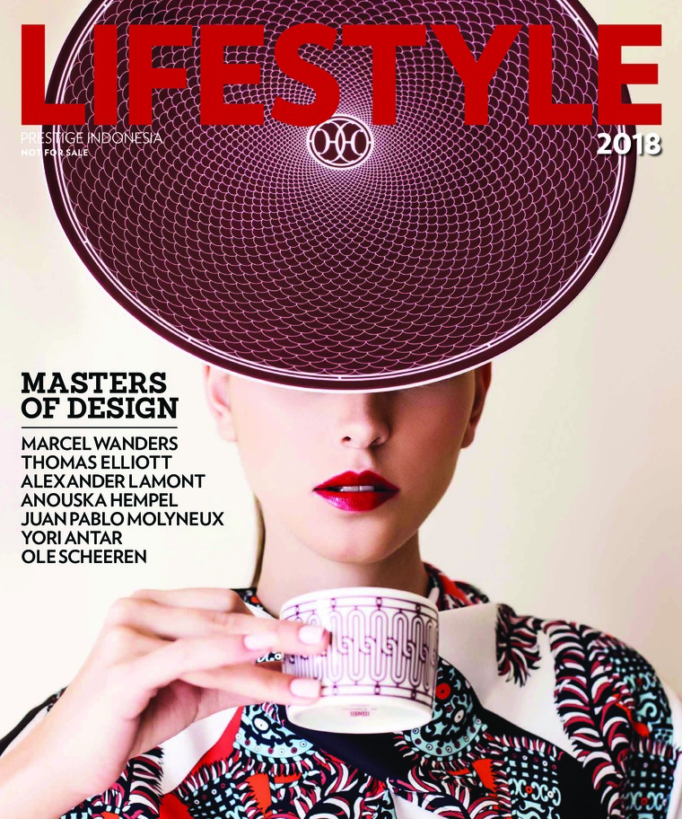 Majalah Digital Prestige Indonesia LIFESTYLE ED 2018