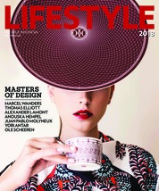 Prestige Indonesia LIFESTYLE Magazine Cover ED 2018