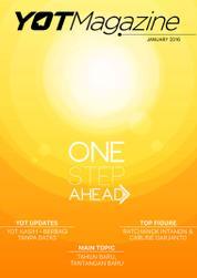 YOT Magazine Magazine Cover January 2016