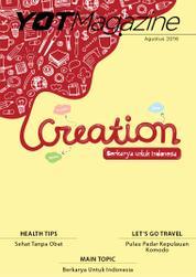 Cover Majalah YOT Magazine Agustus 2016