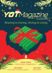 Cover Majalah YOT Magazine Desember 2016