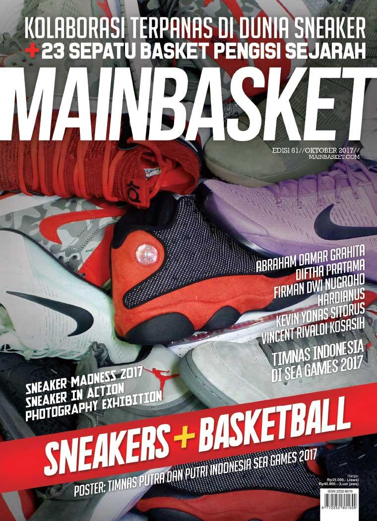 Majalah Digital MAINBASKET ED 61 Oktober 2017