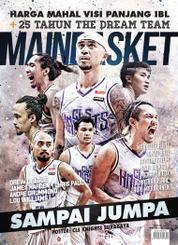 Cover Majalah MAINBASKET ED 60 September 2017