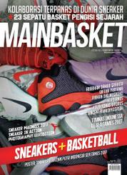 MAINBASKET Magazine Cover ED 61 October 2017