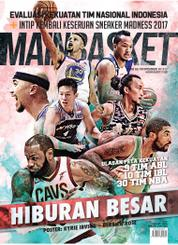 Cover Majalah MAINBASKET ED 62 November 2017