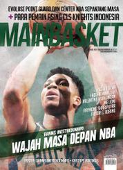Cover Majalah MAINBASKET ED 63 Desember 2017