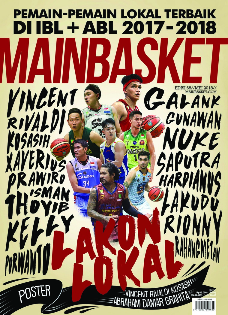 Majalah Digital MAIN BASKET ED 68 Mei 2018