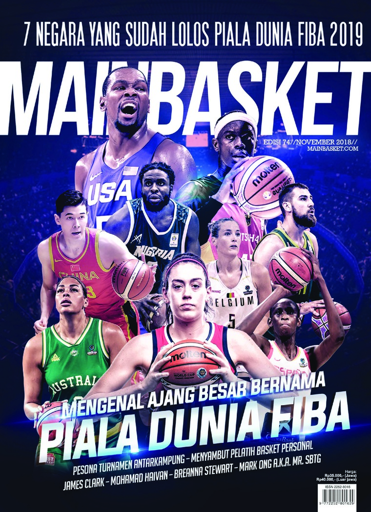 Majalah Digital MAIN BASKET ED 74 November 2018