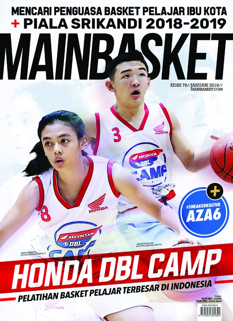 Majalah Digital MAIN BASKET ED 76 Januari 2019