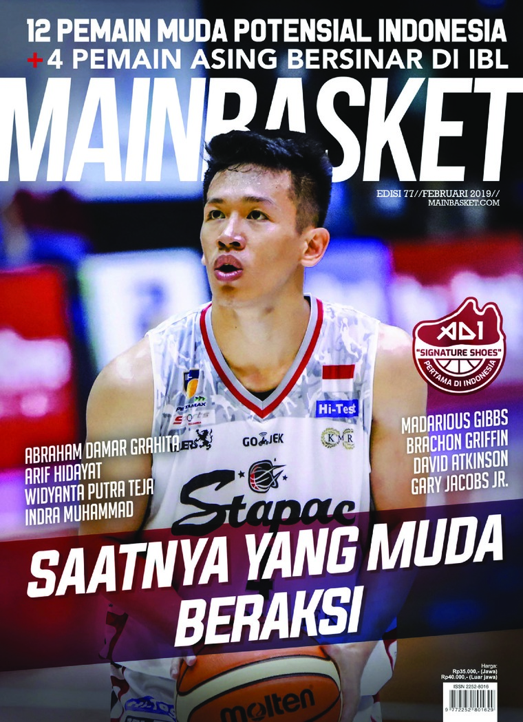 MAIN BASKET Digital Magazine ED 77 February 2019