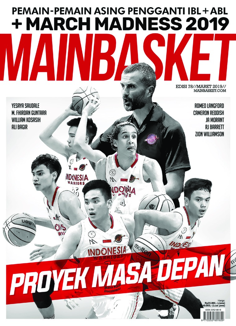 Majalah Digital MAIN BASKET ED 78 Maret 2019
