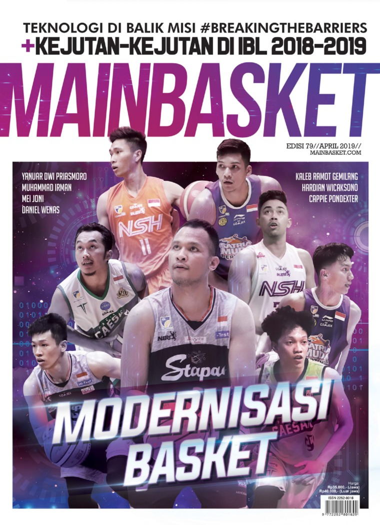 MAIN BASKET Digital Magazine ED 79 April 2019