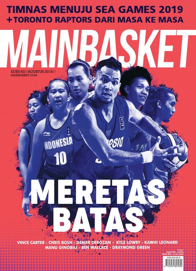 Majalah Digital MAIN BASKET ED 83 Agustus 2019