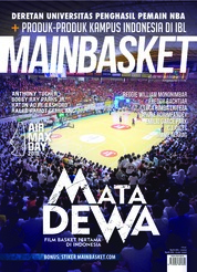 MAINBASKET Magazine Cover