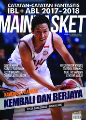 Cover Majalah MAINBASKET ED 67 April 2018