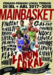 Cover Majalah MAIN BASKET ED 68 Mei 2018