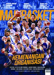 Cover Majalah MAIN BASKET ED 69 Juni 2018