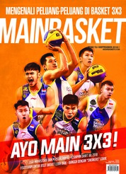 Cover Majalah MAIN BASKET ED 72 September 2018
