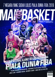 Cover Majalah MAIN BASKET ED 74 November 2018