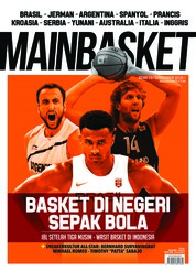 MAIN BASKET Magazine Cover ED 75 December 2018