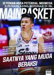 MAIN BASKET Magazine Cover ED 77 February 2019