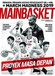 MAIN BASKET Magazine Cover ED 78 March 2019